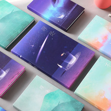A5 B5 Color Inner Page Illustrations Sketchbook Notepad Diary Drawing Notebook P