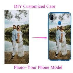 На Алиэкспресс купить чехол для смартфона soft tpu accessories customized design photo cover phone case for huawei p30 pro mate 20 pro mate10 p20 honor 10