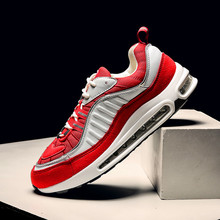 Air Cushion Sports Shoes Couples Fashion Shoes