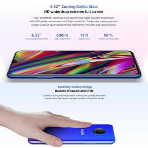 "Image 3 - DOOGEE X95 Smartphone 6.52 ""מים drop מסך 2GB + 16GB MTK6737V/WA Quad core 1.3GHz אנדרואיד 10 טלפון פנים מזהה מעיים אחורי מצלמה"