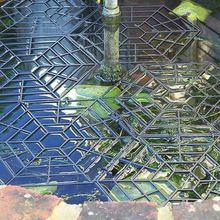 20 шт алмазные Форма инженерный пластик двор для пруда дома