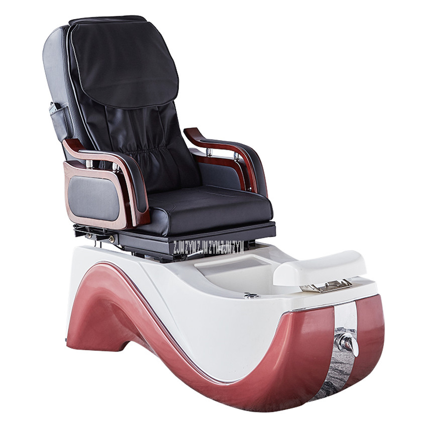 HG-514 Electric Foot Massage Manicure Chair High-Grade Foot Washing Pedicure Spa Chair For  Beauty Salon Equipment 220V/110V