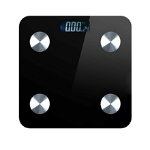 Smart Digital Scale Body Fat BMI Measurement BT APP Weighing Scale Compatible With Google Fit  Apple Health And Fitbit App