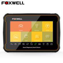 Foxwell GT60 полная система OBD2 сканер автомобильный считыватель кодов ABS Airbag SAS EPB DPF инжектор кодирования OBD 2 Автомобильный диагностический инструмент