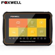 Foxwell GT60 pełny układ skaner OBD2 czytnik kodów samochodowych ABS poduszka powietrzna SAS EPB DPF kodowanie wtryskiwaczy OBD 2 narzędzie diagnostyczne do samochodów