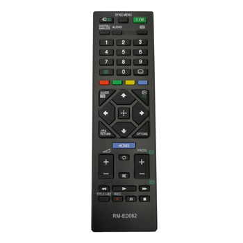 New Replacement For Sony Smart LCD LED TV Remote Control RM-ED062 KDL-40R470A KDL-46R470A KDL-46R473A Fernbedienung new remote control rm gd004w for sony lcd tv bravia hdtv kdl 37s4000 kdl 32s4000 kdl 20s4000 kdl 26s4000