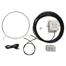 MLA30 + MLA-30 MLA30 Plus K180WLA Actieve Magnetische Lus Antenne Ha Sdr Korte Medium Wave Radio Antenne Low Noise 100khz-30Mhz