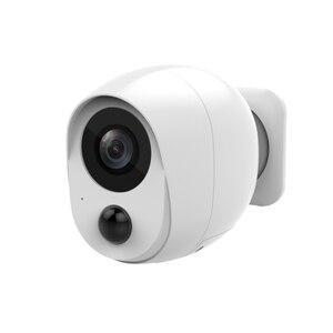 1080P Низкая мощность мини батарея камера Открытый Wifi IP камера 2MP ПИР обнаружения движения Умный дом беспроводной безопасности CCTV камера iCSee