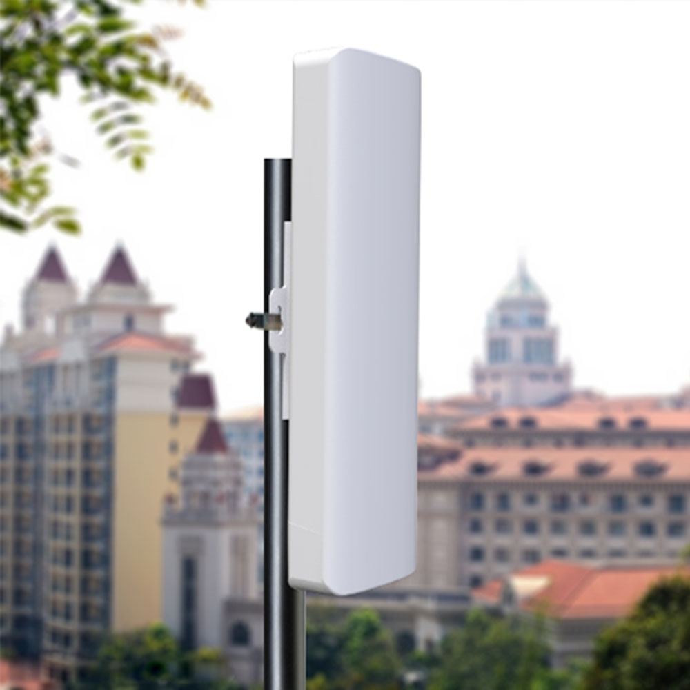 Comfast Cf-E314N 1-3Km Outdoor Wifi Cpe Wifi Repeater 300Mbps 2.4G Wi-Fi Ap Access Point Wireless Wifi Extend Cpe Router 48V Poe