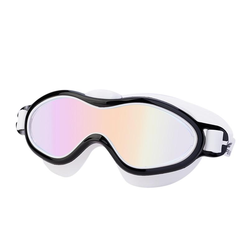 Children Swimming Glasses Kid Child Waterproof Anti-fog UV Silicone Diving Eyewear New
