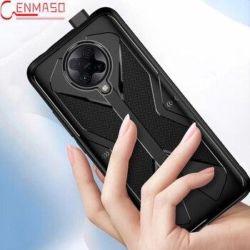 Перейти на Алиэкспресс и купить Чехол-накладка для Red mi K30 Pro, чехол для xiaomi mi Poco F2 Pro Note 10 Lite, чехол для Red mi 10X 4G PRo, 5g Note 9s 9