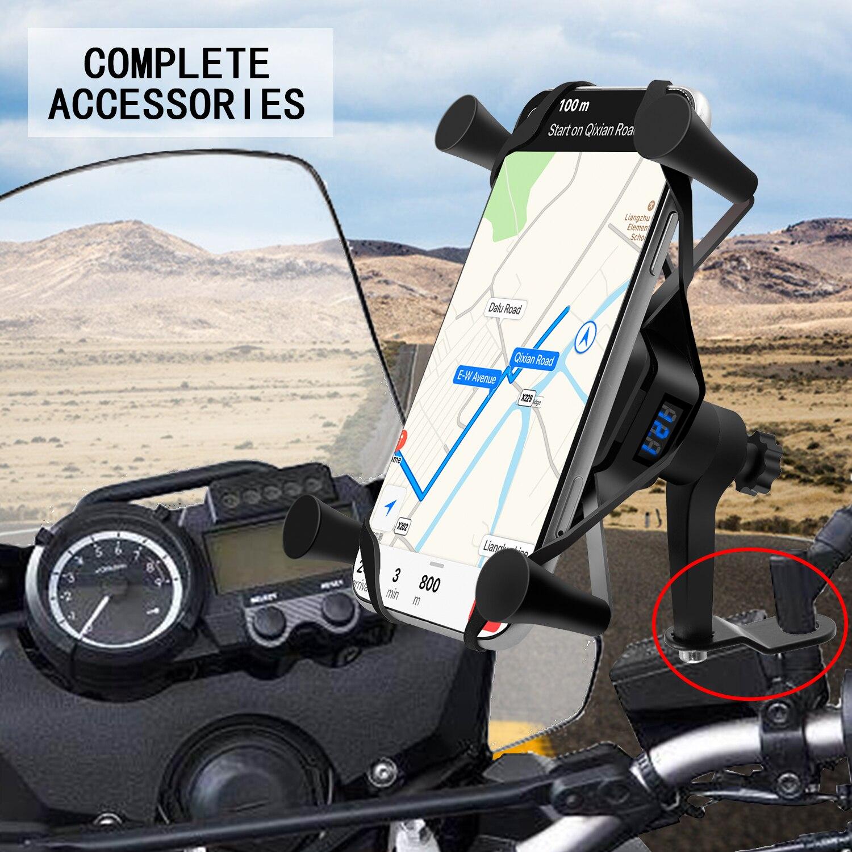 Acessórios eletrônicos p moto