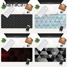 Maiyaca texture of triangles rubber pad to mouse game xxl laptop