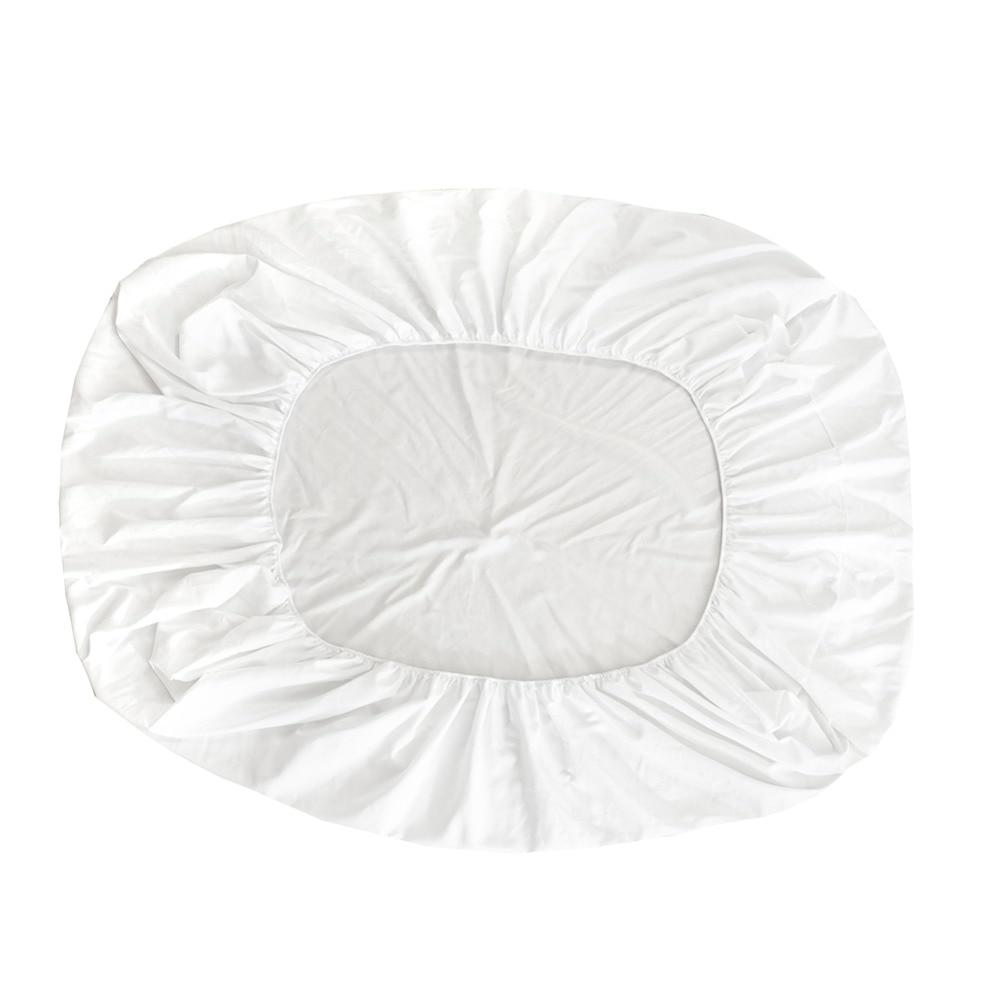 Bonenjoy 1pc Black Color Fitted Sheet Single/Queen/King Size drap de lit Bed Sheet Sets Solid Double Bed Sheets (no Pillowcase)