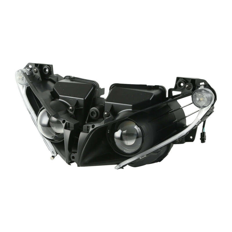 Motorcycle Front Headlight Head Lamp Assembly For Yamaha YZF R1 2012-2014 13 14
