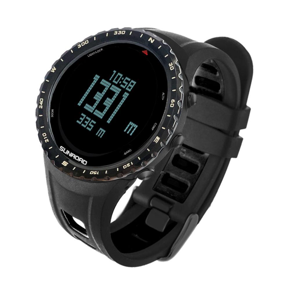2020 men sport waterproof digital watch altimeter compass barometer steps calorie wrist watches clock relogio