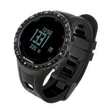 2020 men sport waterproof digital watch altimeter compass ba