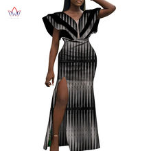 Bintarealwax 2021 женские платья для женщин в африканском стиле