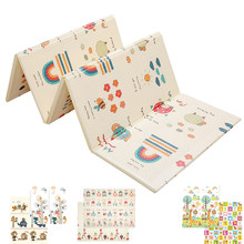 Good for Baby Play Mat Xpe Puzzle Children's Mat Thickened Tapete Infantil Baby Room Crawling Pad Folding Mat Baby Carpet