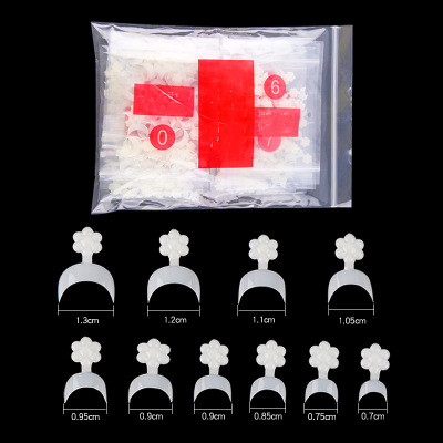 500PCS/Pack French Nail Extension