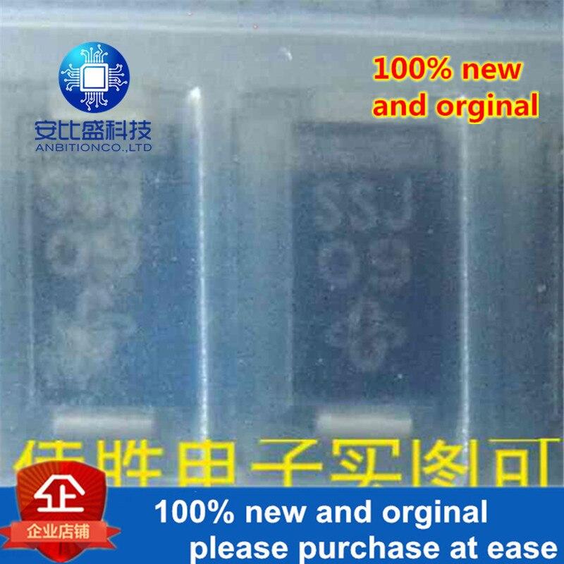 50pcs 100% New And Orginal S1SJ DO214AC Silk-screen SSJ  In Stock
