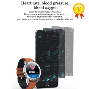 Image 2 - 2019 Waterproof swimming Smart Watch ecg ppg heart rate blood pressure oxygen Smartwatch Fitness Tracker Bracelet Wristband man