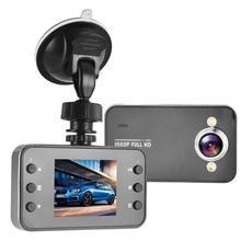 Новый 2,2-дюймовый полное HD 1080p автомобиль DVR автомобиля видеокамеры вождения рекордер ночного видения широкий угол черный ящик тире Cam
