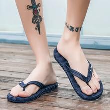 2021 High Quality Mens Flip Flops Fashion EVA Casual Slippers Outdoor Men Summer Multi Color Beach Shoes Black White Plus Size