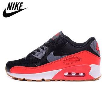 NIKE-Zapatillas deportivas acolchadas AIR MAX 90 para hombre y mujer de zapatillas...