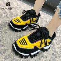Oferta https://ae01.alicdn.com/kf/H740095139a5446d2a3416b12aafc1047t/Prova Perfetto zapatillas de Mujer Zapatos de mezcla de colores Cool Madam zapatos gruesos de fondo.jpg
