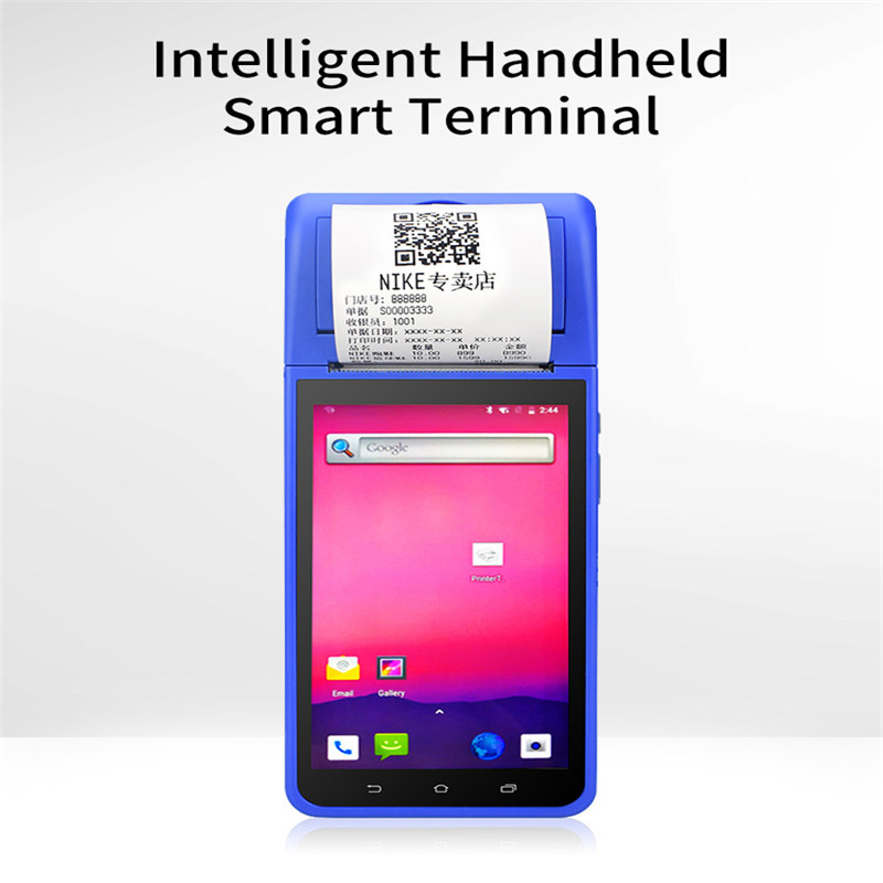 Sunmi v2 v1s handheld restaurante caixas registadoras preço sem fio máquina de faturamento pos sistema tudo em um restaurante caixa registadora