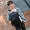 Мужской рюкзак из натуральной кожи  высокое качество  модный ретро рюкзак  многофункциональный  для путешествий  в стиле панк  мужские сумки...