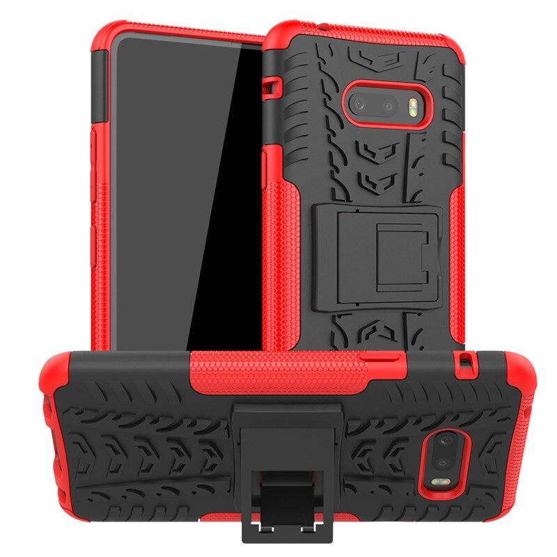 Hybrid Armor Case For LG V20 V40 V50S V60 G8X LV3 K30 2019 K8 2017 Shockproof Silicone Rugged Phone Case Cover Fundas Capa Coque