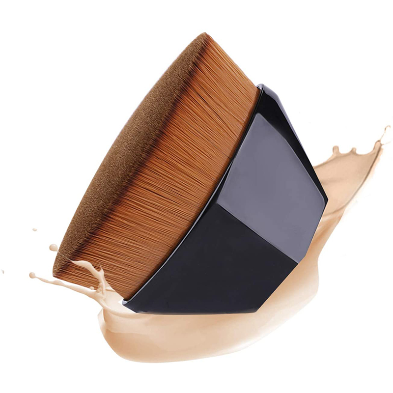 1 шт. основа для макияжа кисть толстые бесшовные BB крем-основа, безупречная основная губка для буферная кисть для растушевки Жидкий Макияж К...