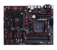 ASUS PRIME B350 PLUS AM4 AMD desktop computer game used motherboard b350