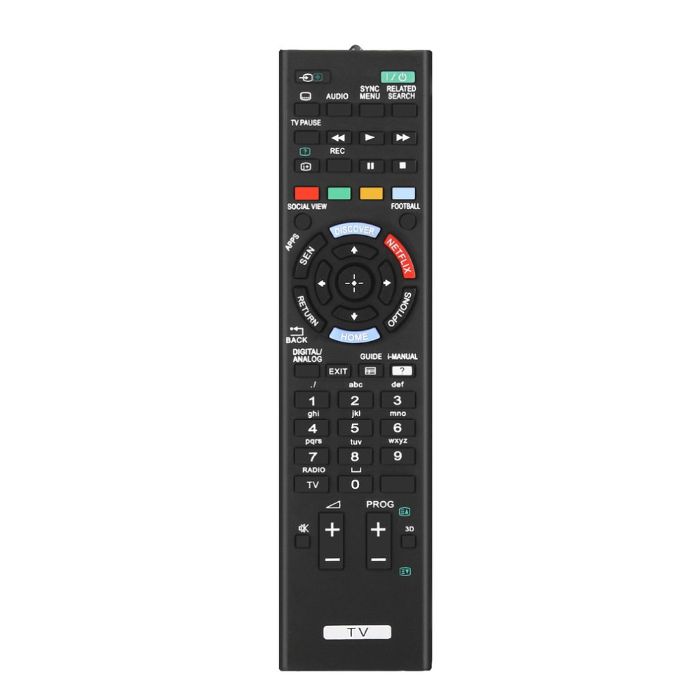 Universal Replacement & Backup TV Remote Wireless Control Controller FOR Sony RM-ED058 TV for Household Television Accessory