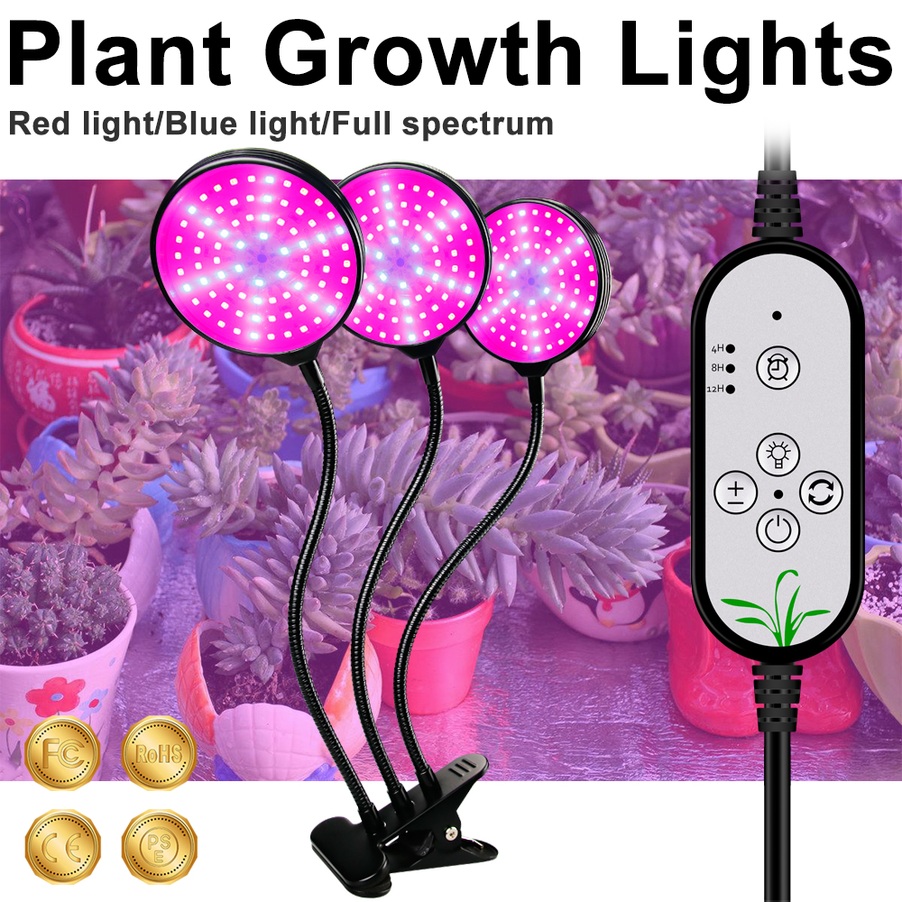 LED Lampe Plante USB Indoor Growing Lamps LED Grow Light Bulb Phyto Lamp Grow Room Plants Flower Hydroponic Grow Box Grow Tent