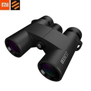Xiaomi Mijia Beebest Binoculars 8X32 Waterproof Hunting Telescope Wide Angle Camping HD 8 Times View Field IP67 130m/1000m(China)