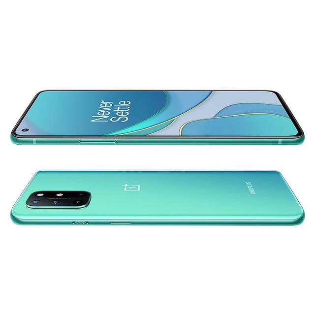 Global Rom OnePlus 8T 12GB RAM 256GB ROM 65W Charger 4500mAh 120HZ Screen Snapdragon 865 NFC 6.55 inch 48MP Smart Phone 4