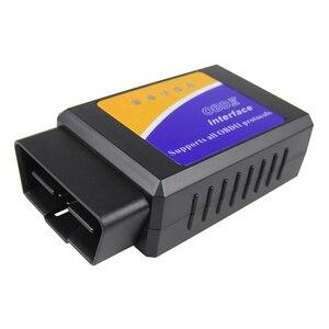 Image 5 - OBD2 Scanner V1.5 ELM327 Bluetooth Car Diagnostic Scanner For Android ELM 327 v 1.5 OBD 2 Auto Diagnostic Tools Real PIC18F25K80