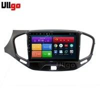 9 inch Octa Core Android 8.1 Car DVD GPS for Lada Vesta 2015 2018 Autoradio GPS Car Head Unit with BT Radio RDS Mirrorlink