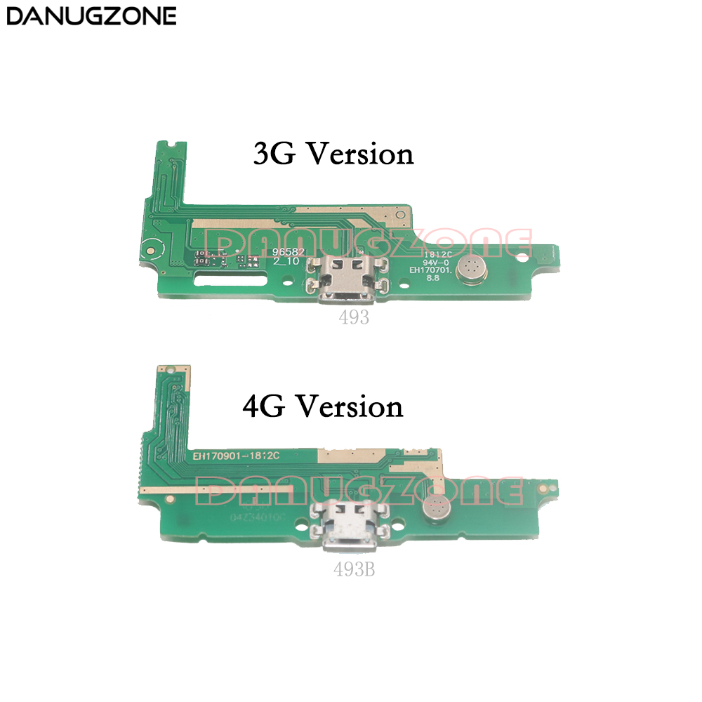 USB Charging Port Jack Dock Plug Connector Charge Board Flex Cable For Huawei Y3-2 3G 4G