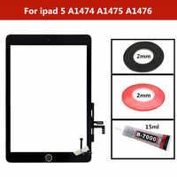 Für ipad Air Touch Screen Digitizer Glas objektiv Sensor panel Reparatur Für ipad A1474 A1475 A1476 Tablet Touchscreen Für ipad 5