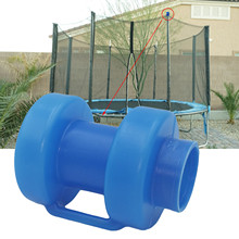 Pole-Cap Trampoline-Accessories Outdoor for Net Hook Plastic 25mm-Diameter 8PCS Enclosure