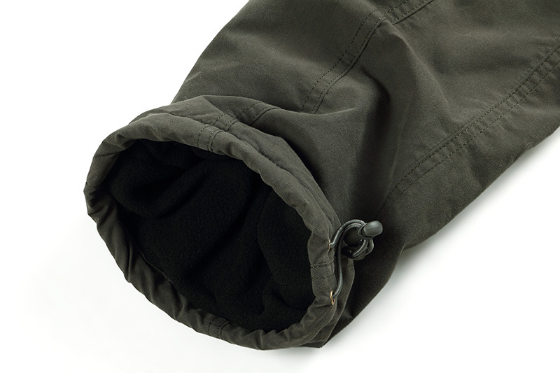 Image 5 - Men's Cargo Pants Winter Thicken Fleece Cargo Pants Men Casual Cotton Military Tactical Baggy Pants Warm Trousers Plus size 3XL-in Cargo Pants from Men's Clothing