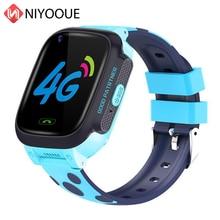 Y95 ילדי חכם שעון HD וידאו שיחת 4G מלא נטקום עם AI תשלום WiFi לשוחח GPS מיקום Tracker אנטי אבוד ילדים SmartWatch