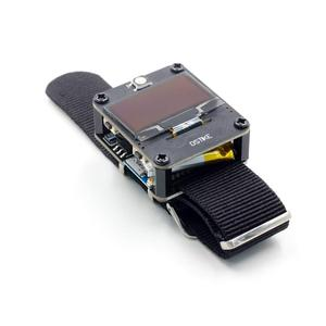 Image 5 - DSTIKE Deautherสายรัดข้อมือWiFiโจมตี/ควบคุม/เครื่องมือทดสอบESP 07 1.3OLED 600mAhแบตเตอรี่RGB LEDไม่มีPB ESP8266 Development BOARD