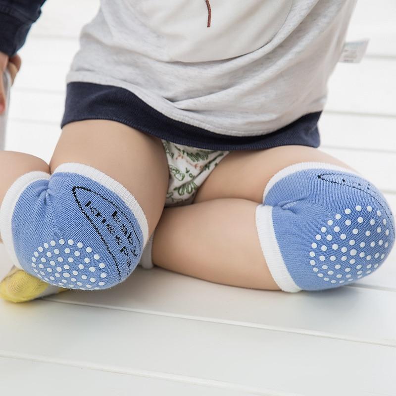 Anti-Slip Soft Crawling Baby Knee Pads - Beyond Baby Talk