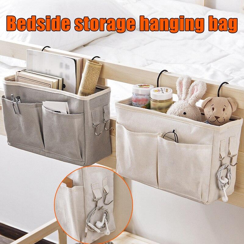 Подвесная сумка для хранения прикроватный органайзер комнат