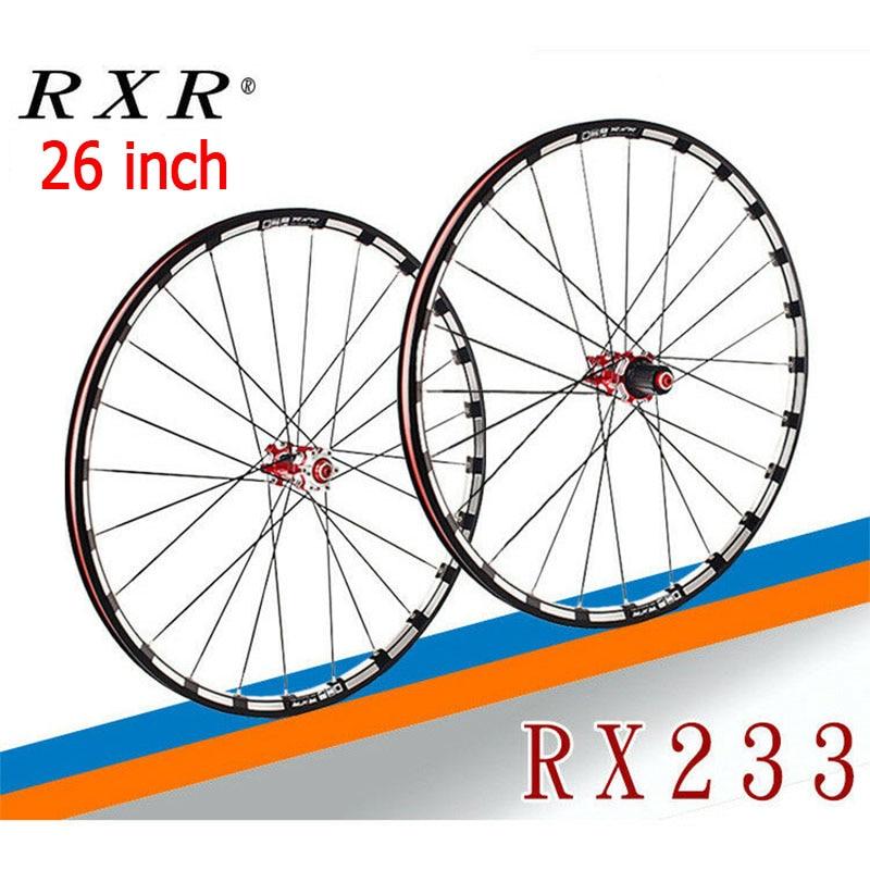 26//27.5//29 Carbon Hub Mountain Bike Wheels 7-11 Speed Disc F/&R MTB Rim Wheelset